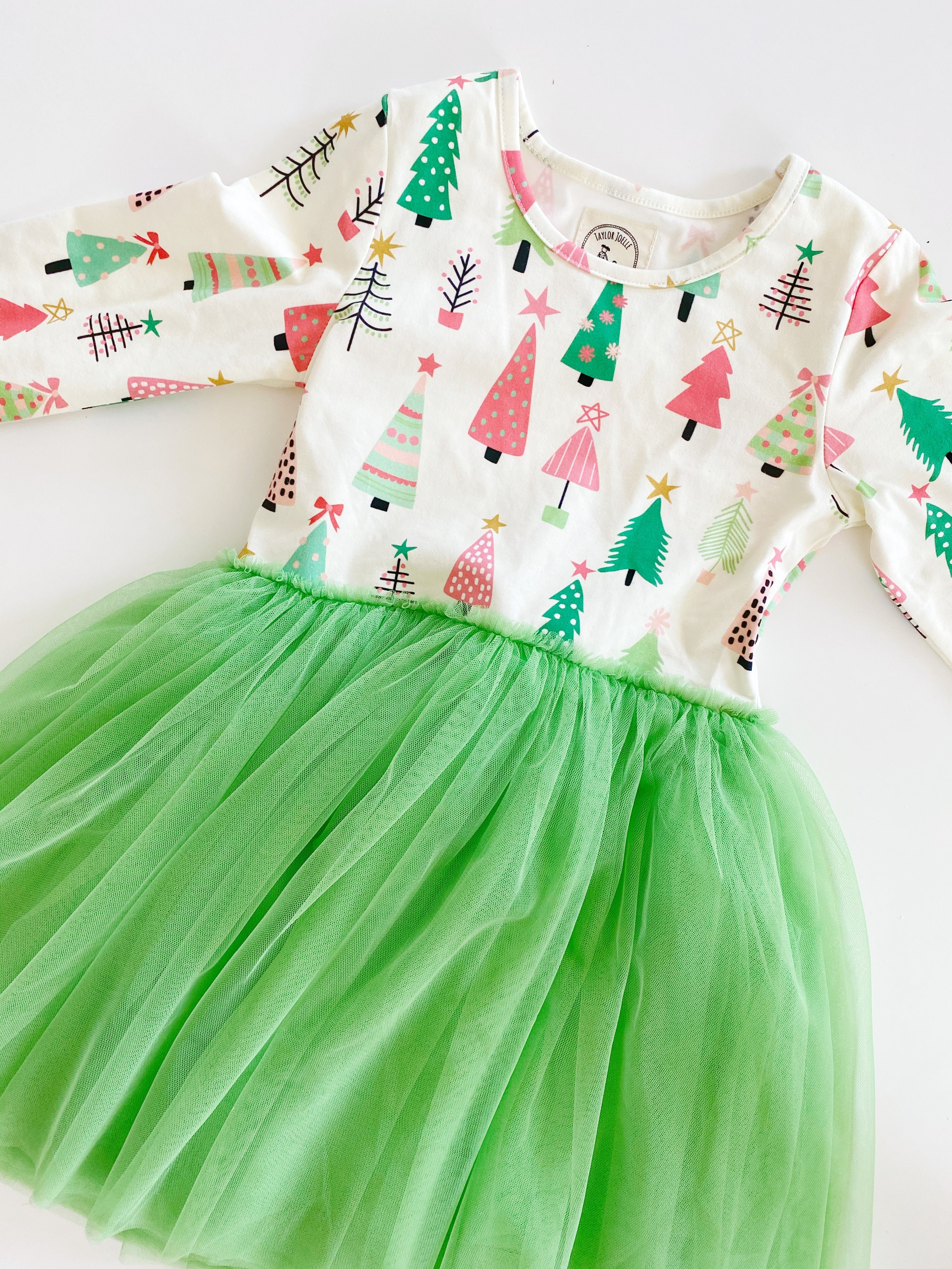 Oh Christmas Tree Dress - Preorder