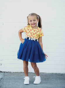 The Cowgirl Dress - Short Sleeves