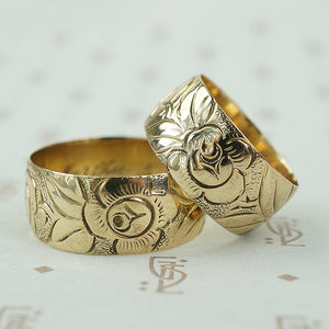 19th century wedding bands