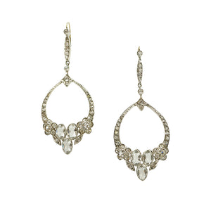 The Deco Paste Drop Earrings