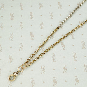 The Super Fabulous Extra Long Watch Hook Chain