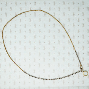 Stiched A Two Tone Chain by AI