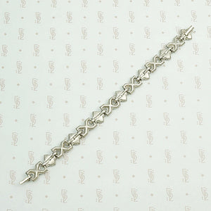 Affordable Glamour Art Deco Costume Bracelet