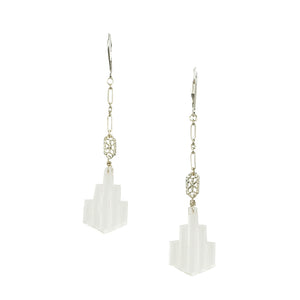 The Art Deco Earring by brunet