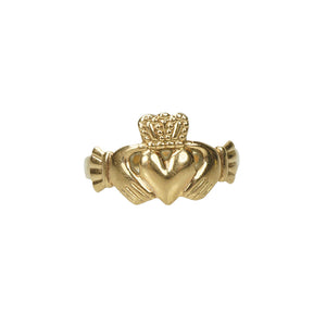 Vintage 1970's Claddagh Ring