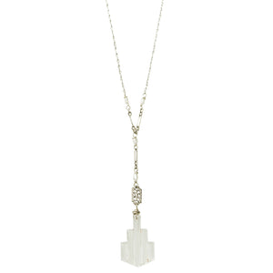 The Art Deco Necklace by brunet