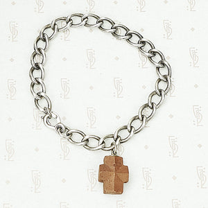 The Faeries Cross Bracelet