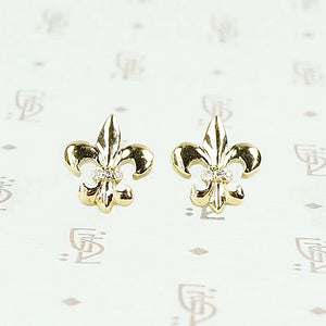 The Stud Collection by 720: The Fleur de Lis
