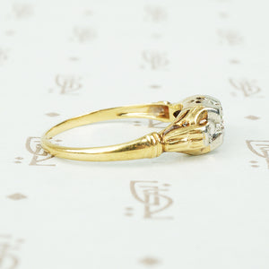 The Little Beauty Engagement Ring