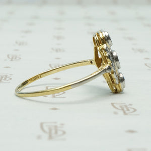 Edwardian Beauty Diamond Ring