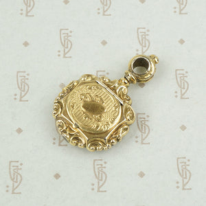Gorgeous Georgian Double Sided Locket