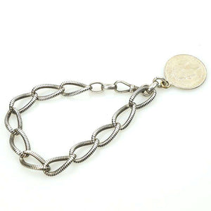 Dutch George Niello Chain Bracelet from The Bits & Pieces Collection