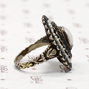 Rare Beauty Austro-Hungarian Ring