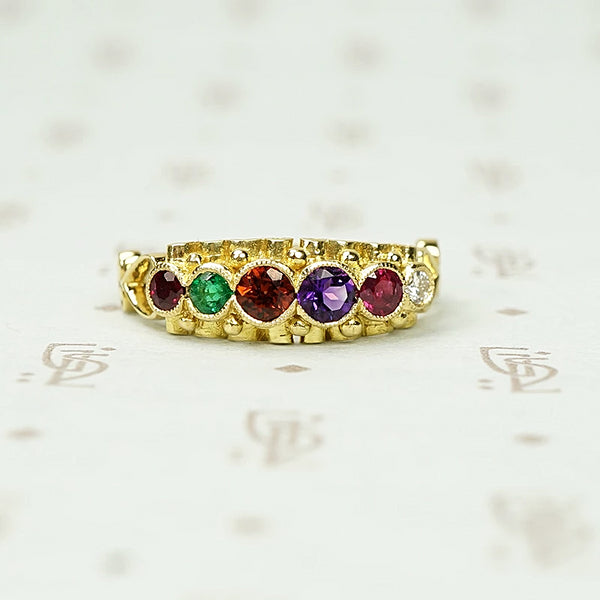 An English Regard Ring in 18ct