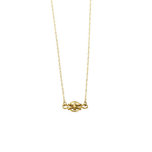French Floret Necklace by brunet