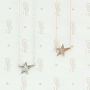 The Shining Star Necklace by 720
