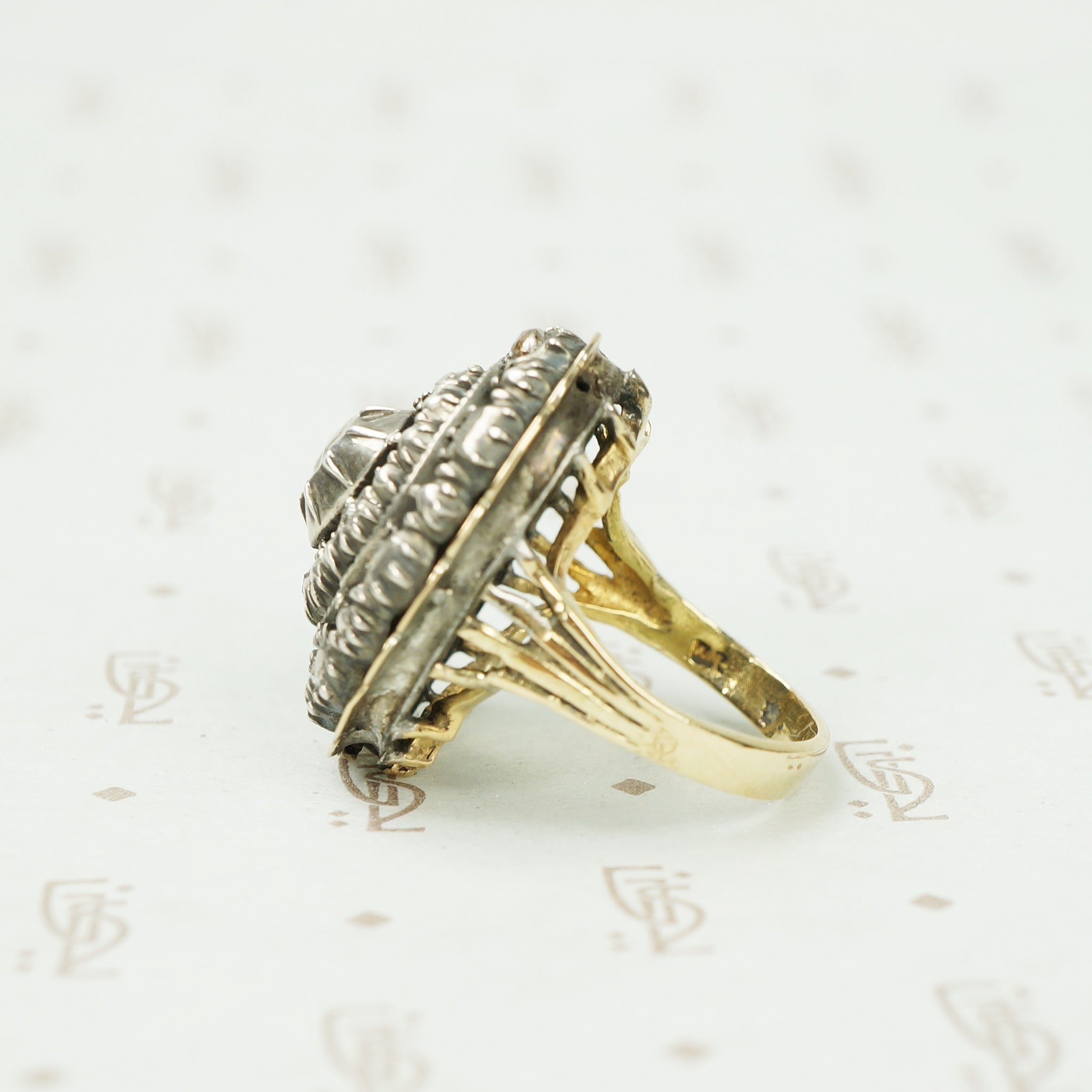 Able Esprit Ring Silber Fine Jewelry