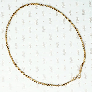 The Versatile Faceted Link Hook and Ring Chain