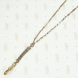 The Rose Gold Variety Watch Hook Chain