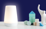 Hatch Baby Rest<p> Night Light, Sound Machine, and Time-to-Rise<p> Free Winter Wonderland Coverlets