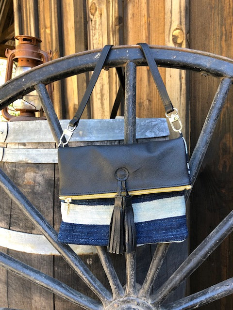 Indigo Cross Body