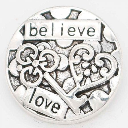 Believe, Love