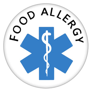 Medical Alert - Food Allergy