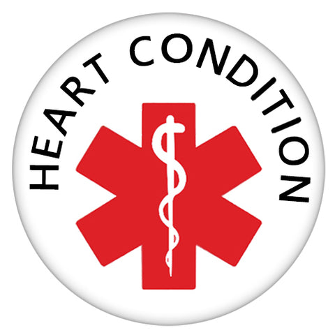 Medical Alert - Heart Condition