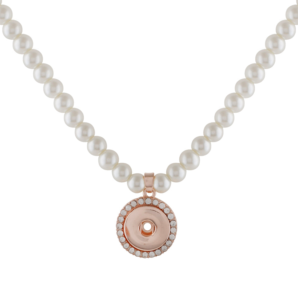 Necklace - Rose Gold, Devotion