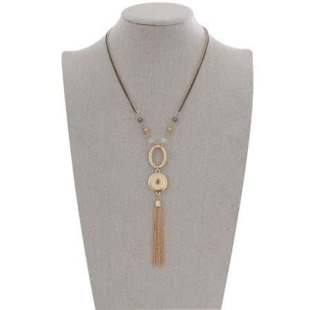 Necklace - Marcella, Gold Tone