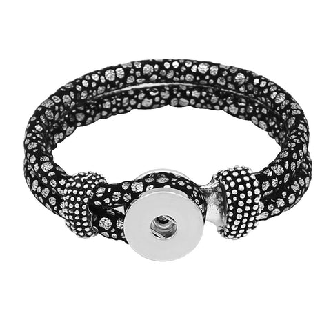 Bracelet - A Night Out, Smokey Grey