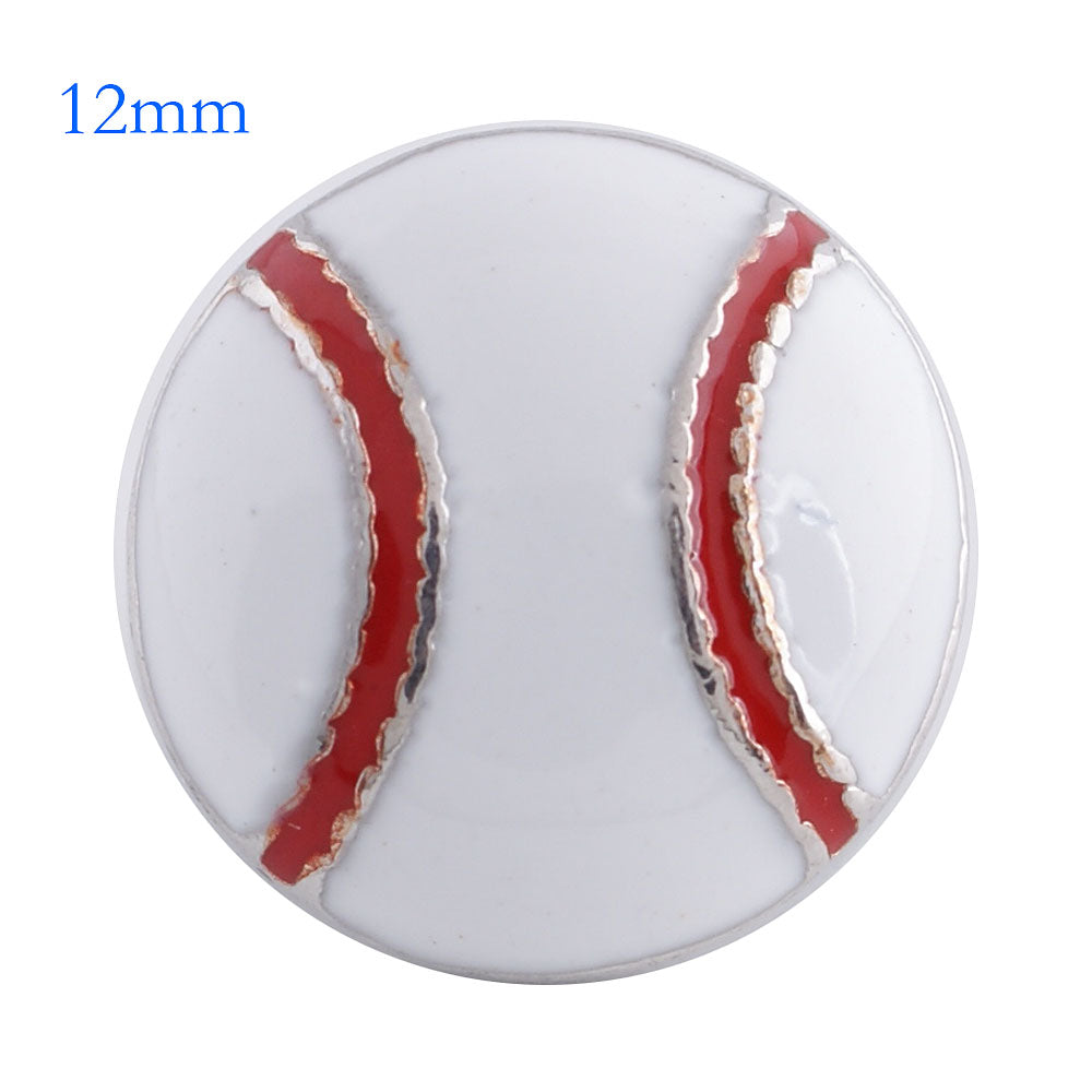 Baseball - Enameled