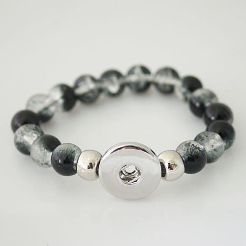 Bracelet - Stretchy - Black Burner