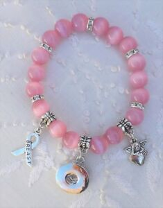 Bracelet - Breast Cancer Awareness