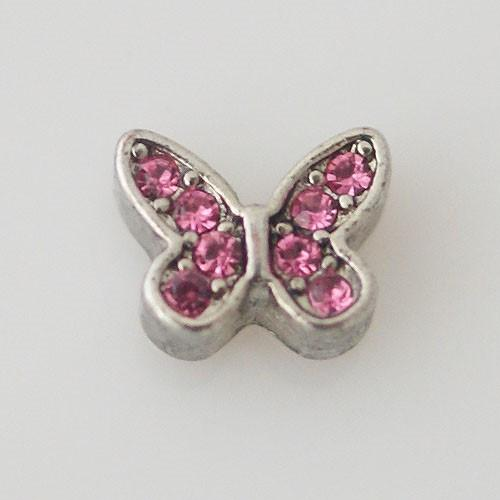 Charm - Pink Butterfly