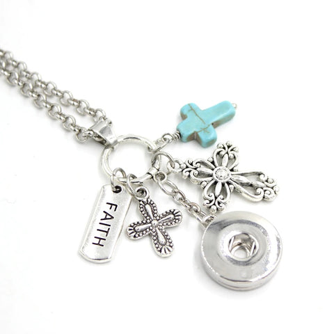 Christian Faith Necklace
