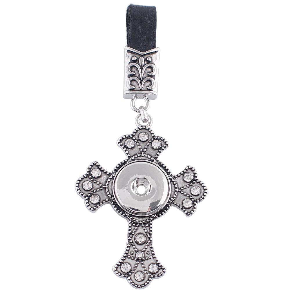 Keychain - Fancy Cross