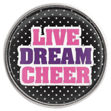 Live, Dream, Cheer