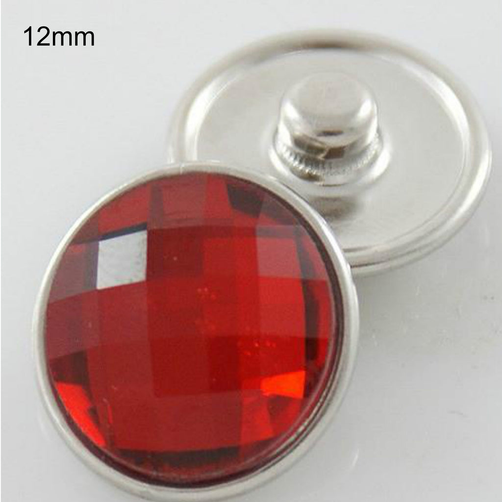 Red Faceted