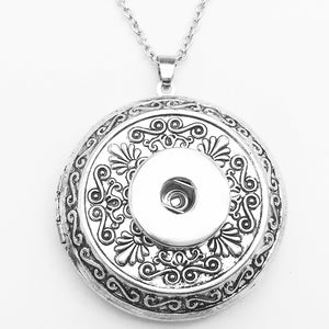 Pendant - Snap Locket