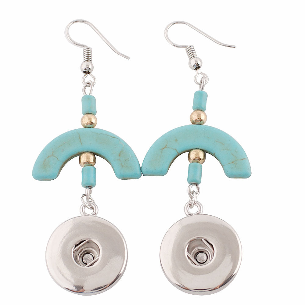 Earrings - Tantalizing Turquoise