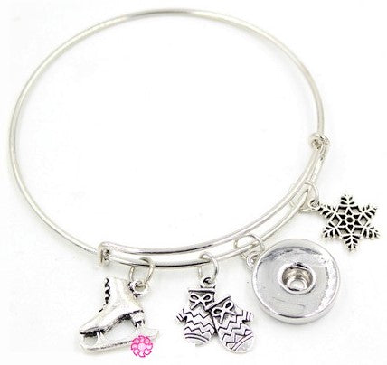 Bangle - Winter Themed