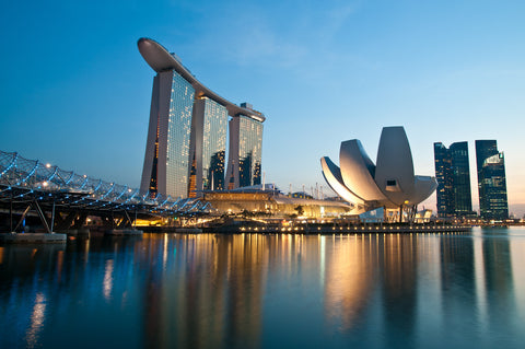 Singapore Marina Bay Sands YPO