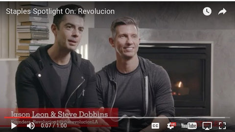 revolucion founders Jason Leon and Steve Dobbins
