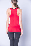 Myrna Loy Tank (Red)