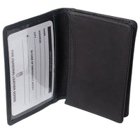 I.D Card Holder with I.D Window