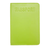 "Passport Cover with ""PASSPORT"" Embossed ( 1 Cover)"