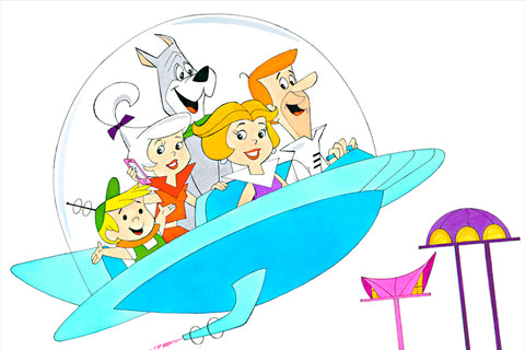 Jetsons Family - Ron Campbell