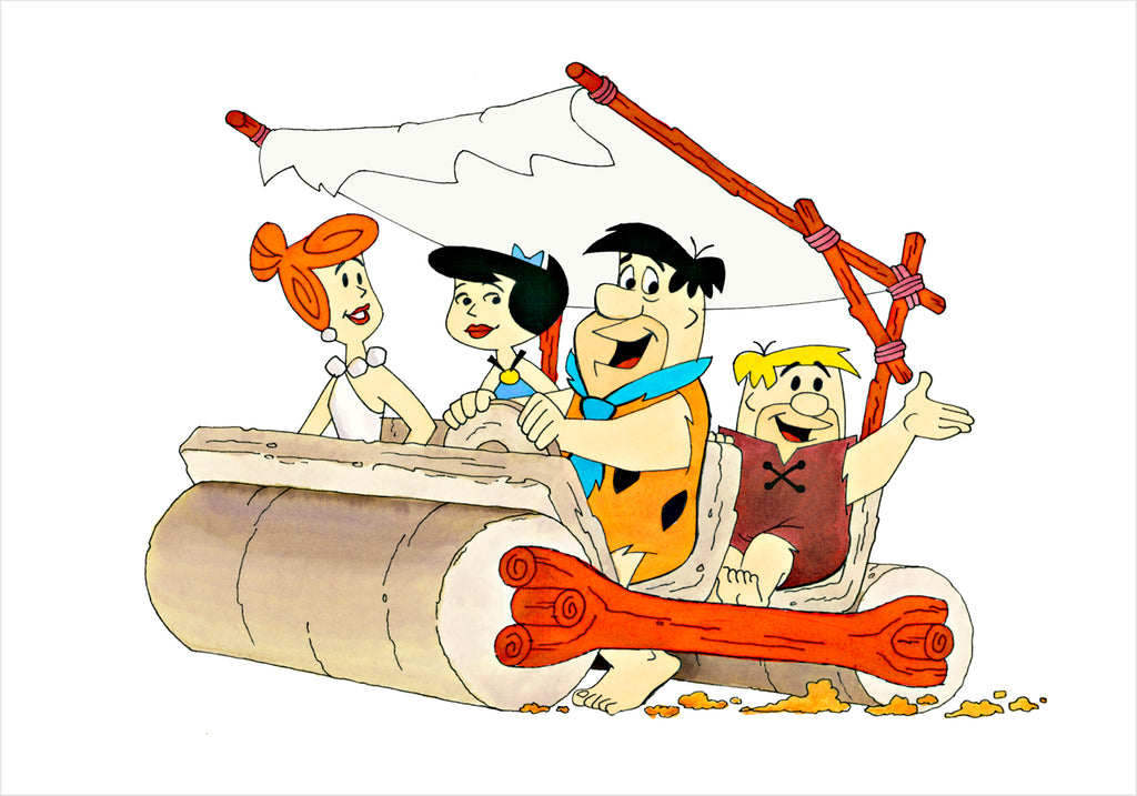 The Flintstones - Ron Campbell