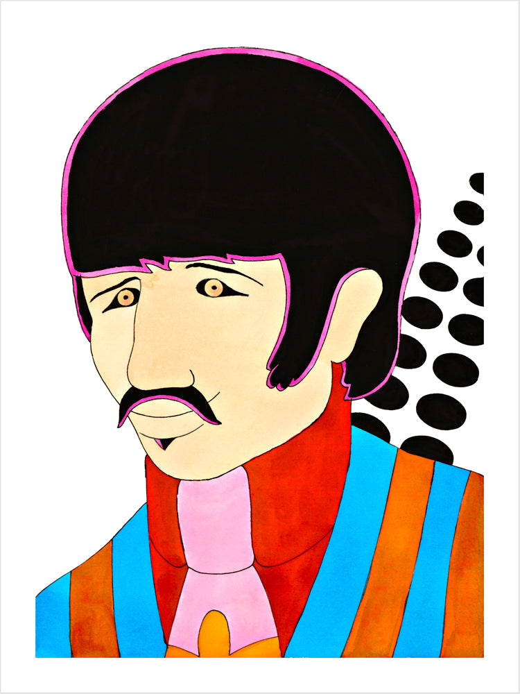 Yellow Submarine Ringo Starr - Ron Campbell